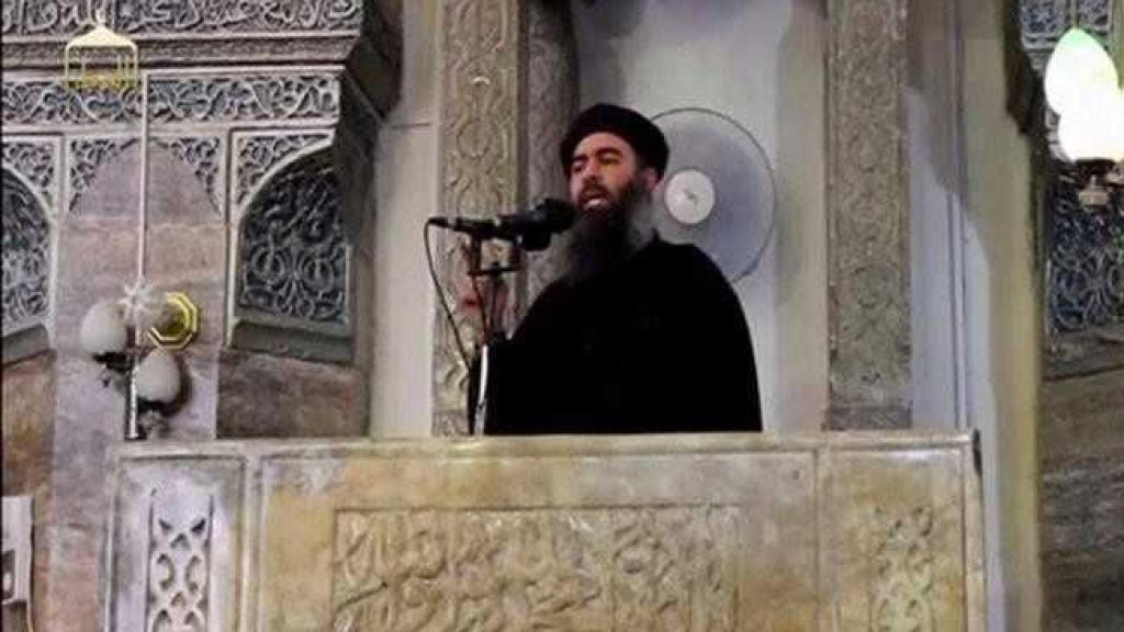 """לאן נעלם מנהיג דאע""""ש אבו בכר אלבגדאדי?"""