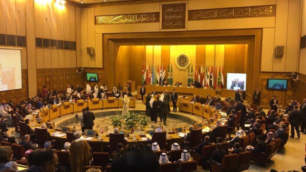 מדינות ערב נוטשות את הפלסטינים
