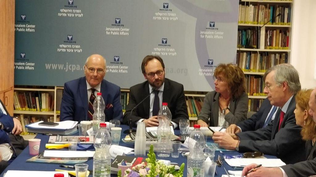 שגריר האיחוד האירופי: מעוניינים לשמור על הסכם הגרעין עם איראן