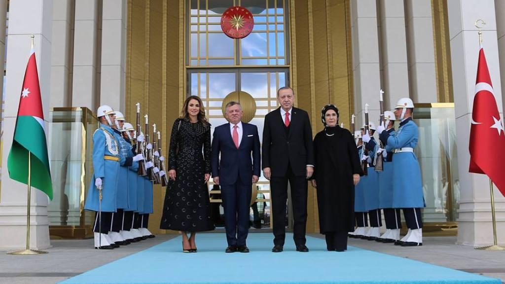 על רקע תכנית טראמפ: עבדאללה מתקרב לטורקיה