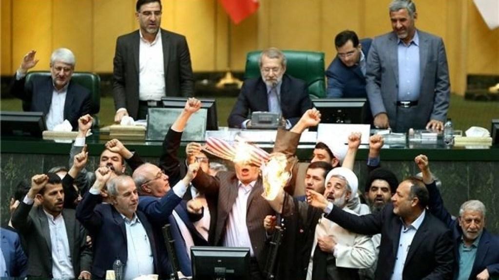 בלבול באיראן וחילוקי דעות רבים