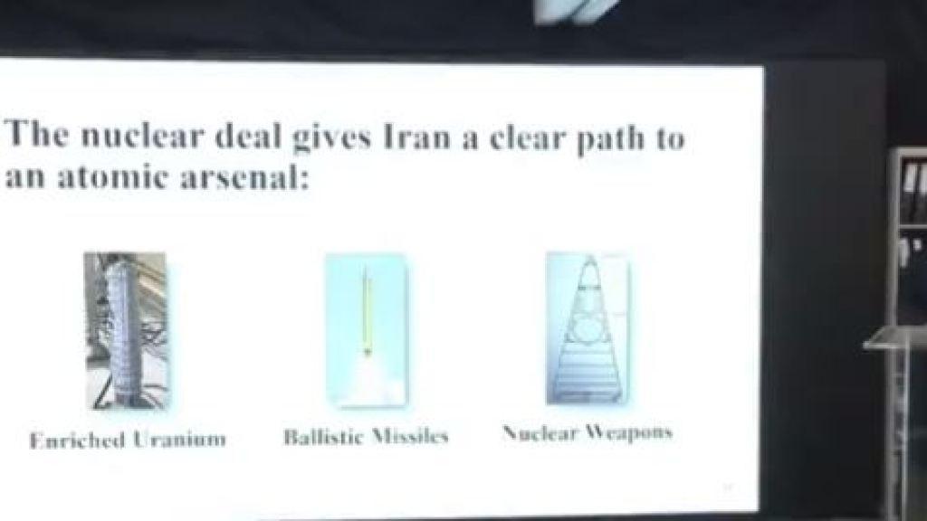 קריאת ההשכמה של נתניהו לעולם על תוכנית הגרעין האיראנית