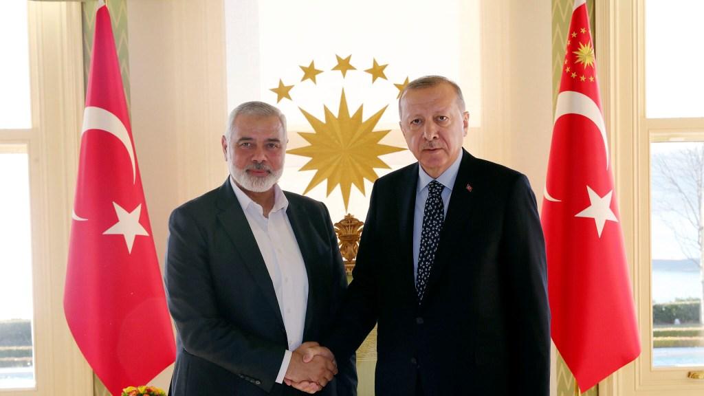 עשור לפתיחת משרדי חמאס באיסטנבול - יחסי תורכיה ישראל לאן?