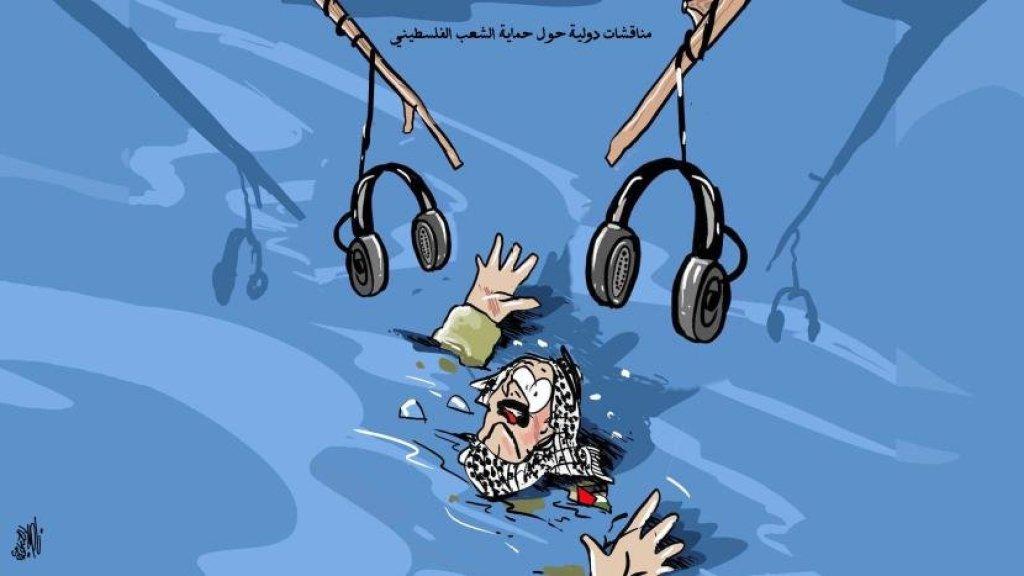 איך שגלגל מסתובב: עבאס חושש מבידוד מדיני