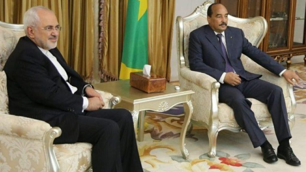 מתיחות גוברת ביחסים בין איראן למאוריטניה