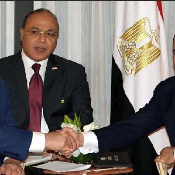 למרות הפגישה - נשיא מצרים פוחד משת