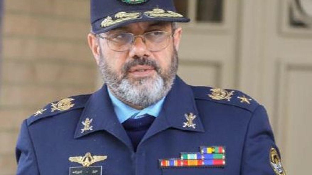 """מפתיע: הוסרו דבריו של מפקד חיל האוויר האיראני באתר ה""""כתבים הצעירים"""""""