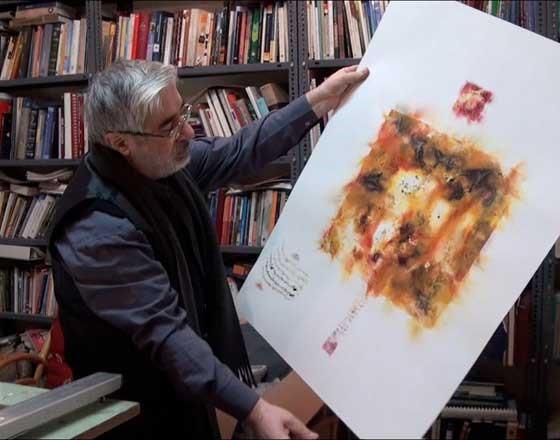 מוסוי, סופר, צייר, אדריכל, עיתונאי, פוליטיקאי וקרוב משפחה של ח'אמנהאי, מוחזק 8 שנים במעצר בית