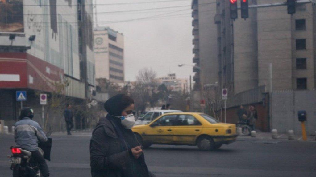משהו מסריח בטהראן: צינור ביוב ראשי התפוצץ