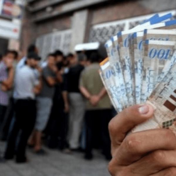 מחריף המשבר הכספי בחמאס