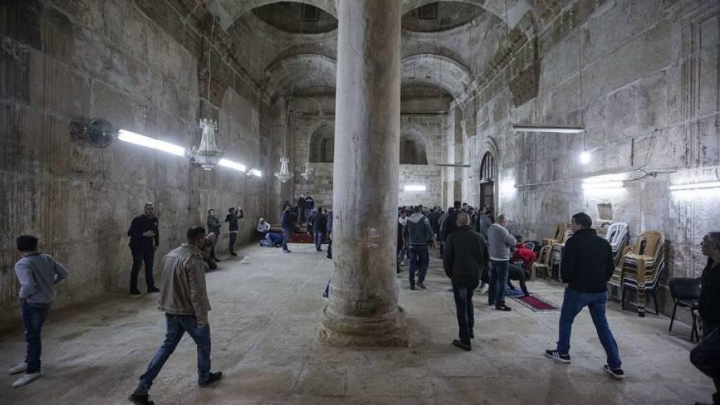 הוואקף: בין החרמתו המסורתית את בתי המשפט בישראל לבין התגוננות בפני הצו לסגירת מתחם שער הרחמים