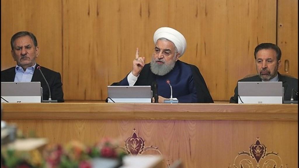 נשיא איראן : נדרש ניתוח חירום להצלת הסכם הגרעין