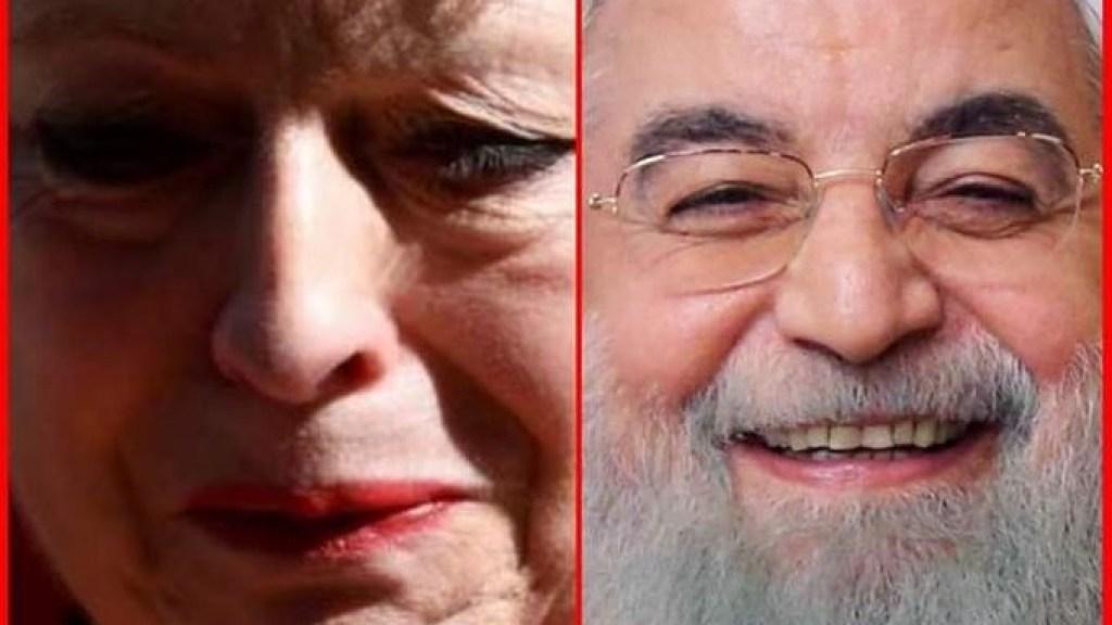קריאות באיראן - לך בדרכה של מיי