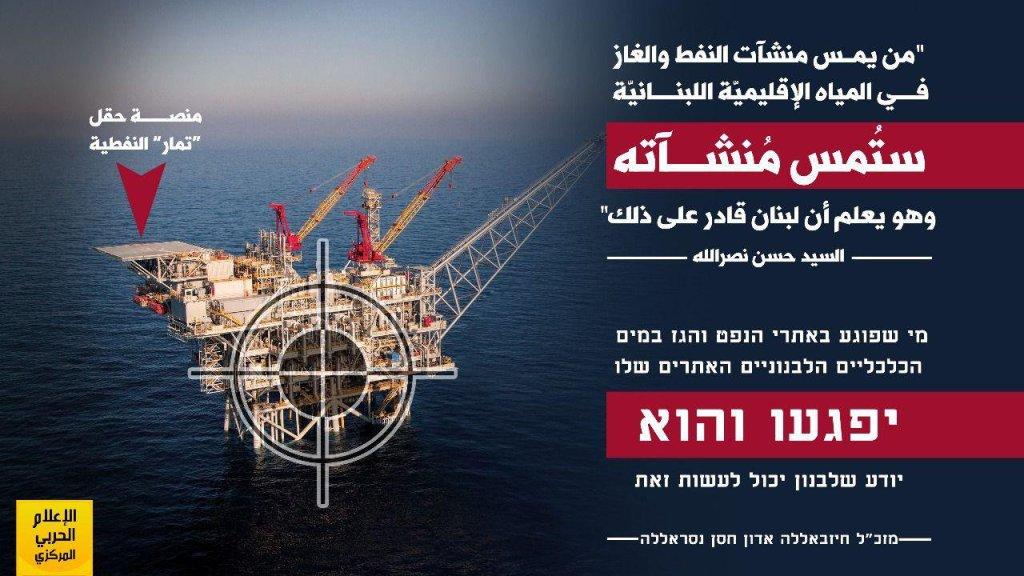 יחסי לבנון – ישראל: השפעת השיחות על קביעת הגבול הימי