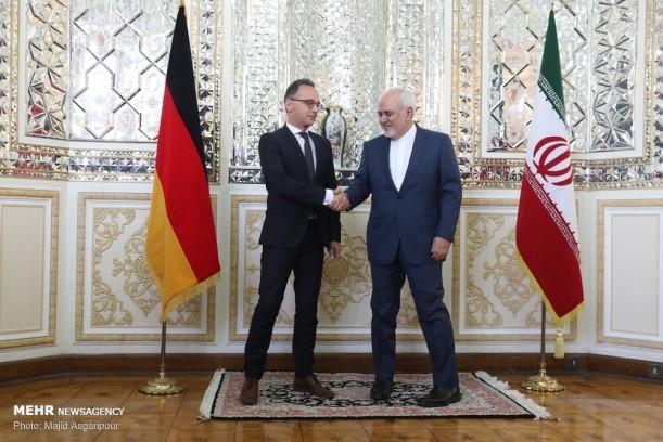 """(שה""""ח הגרמני באיראן – ינסה להציל את שיחות הגרעין) מקור : https://www.mehrnews.com"""