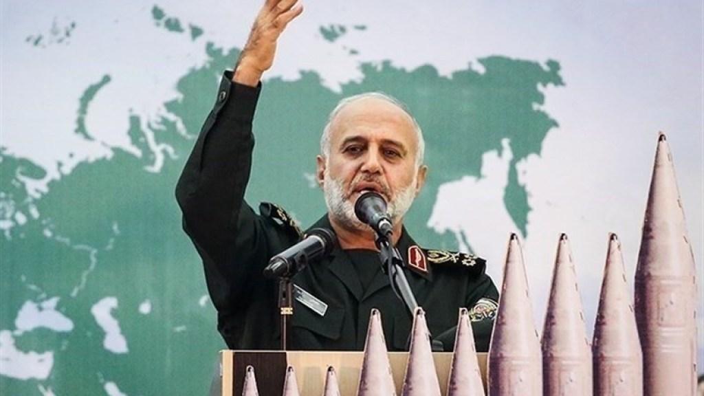 """בכיר איראני: """"בעימות עם ארה""""ב-הציונים-סעודיה"""""""