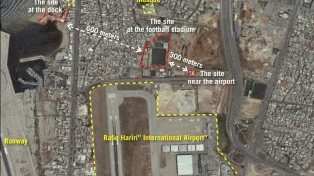 """צה""""ל חשף תיעוד של מפעלי הטילים המדויקים בלבנון, בהמשך לנאום ראש הממשלה באו""""ם. לדברי נתניהו, הטילים נועדו להגיע לרמת דיוק של 10 מטרים // צילום: דו""""צ"""
