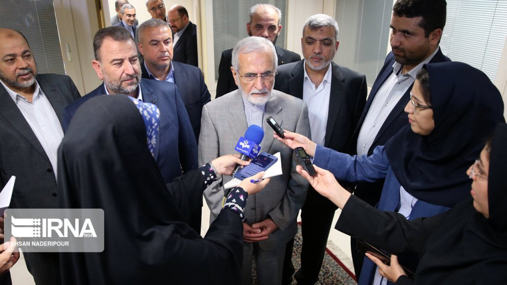 איראן שמה במרכז את הגדה ולא את עזה
