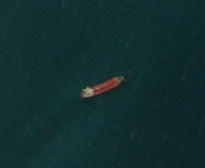 המכלית שנחטפה על ידי איראן מחוץ לנמל באדר עבאס
