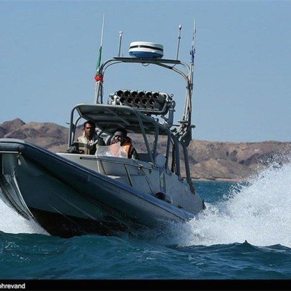 איראן: לכדנו אוניה זרה