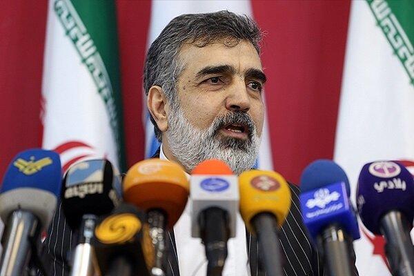 בהרוז קלאמוואנד, דובר הועדה לאנרגיה אטומית של איראן מודה חצינו את רף העשרת האורניום
