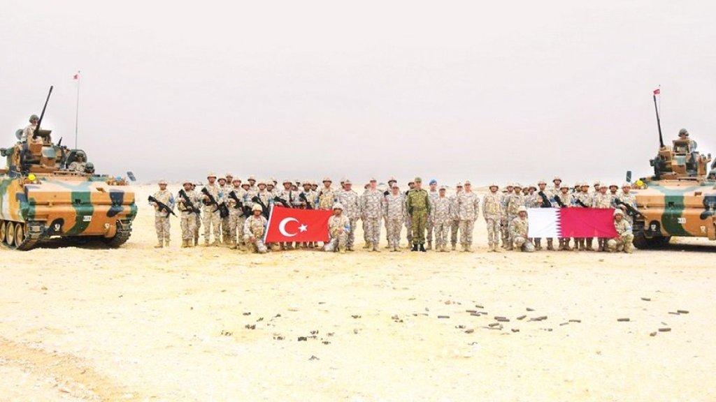 טורקיה צפויה לפתוח בסיס נוסף בקאטר בסתיו