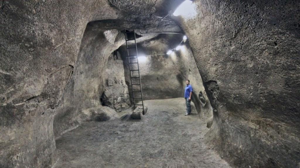 התגלית שנשכחה: בור המים מתקופת בית ראשון