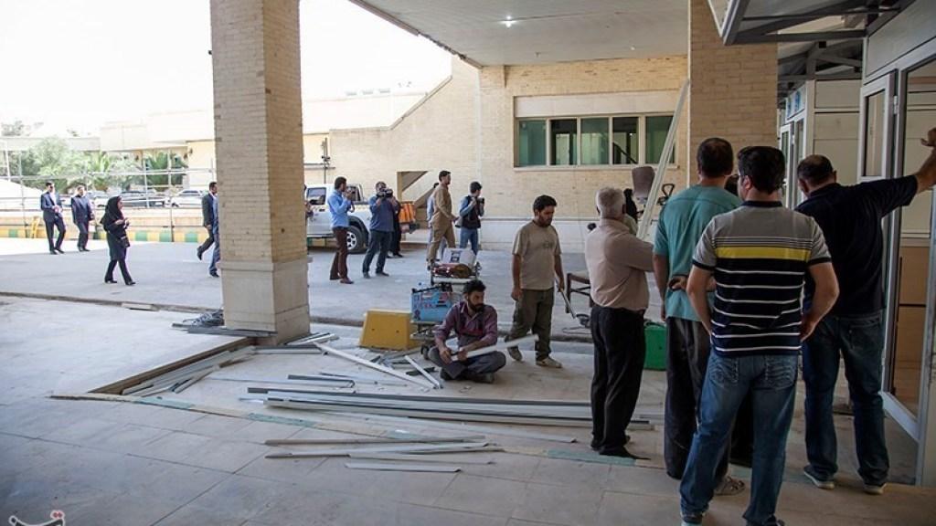 איראן מחזקת את האחיזה בעיראק