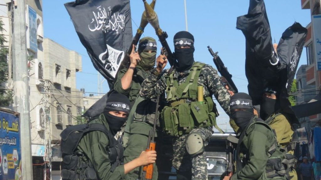 חמאס חושדים: הסלפים בשירות ישראל והרש