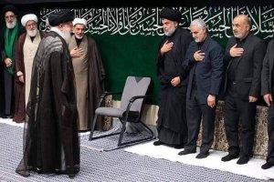 ביקור צאדר באיראן