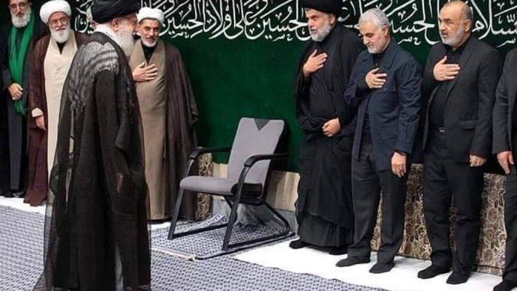 אלצדר מבקר באיראן –עיראק משלמת בדם על מלחמותיה של איראן