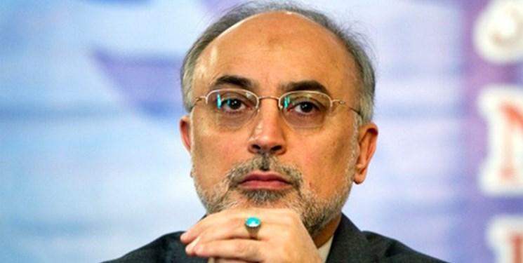 ראש תכנית הגרעין של איראן עלי אכבר סאלחי