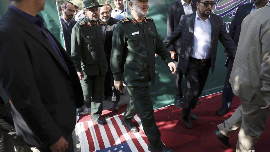 40 שנים להשתלטות על שגרירות ארה