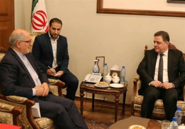 """יו""""ר לשכת המסחר, התעשייה, המכרות והחקלאות באיראן (ICCIMA) גולמהוסין שפי"""