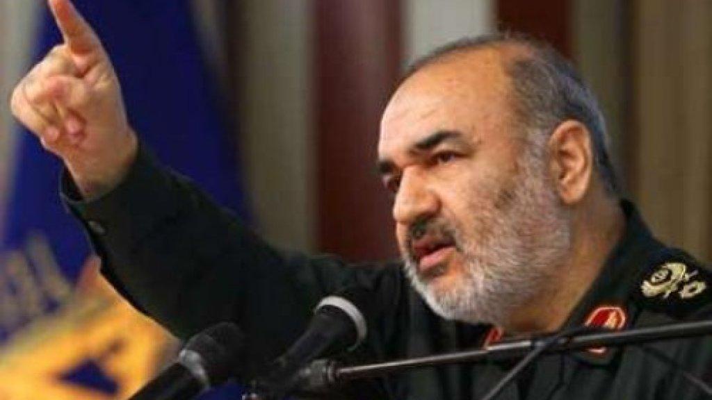 סאלמי: איראן תרדוף ותמצא נקמה נגד ישראל ארה