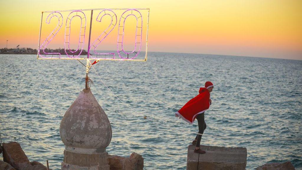 חג המולד בעזה - מספר הנוצרים מצטמצם