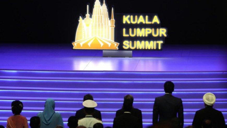 הוועידה בקאופלה לאמפור - מאבק פנים מוסלמי על הנהגת העולם הערבי
