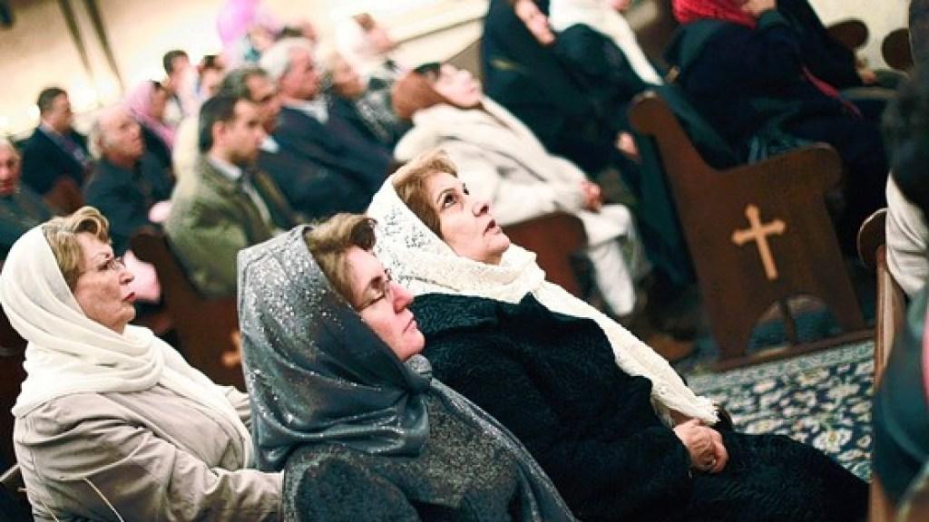 חג המולד: המשטר האיראני מכביד ידו על הנוצרים במדינה
