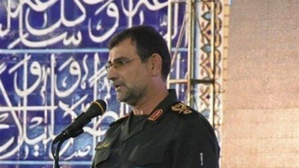 מפקד חיל הים האיראני: