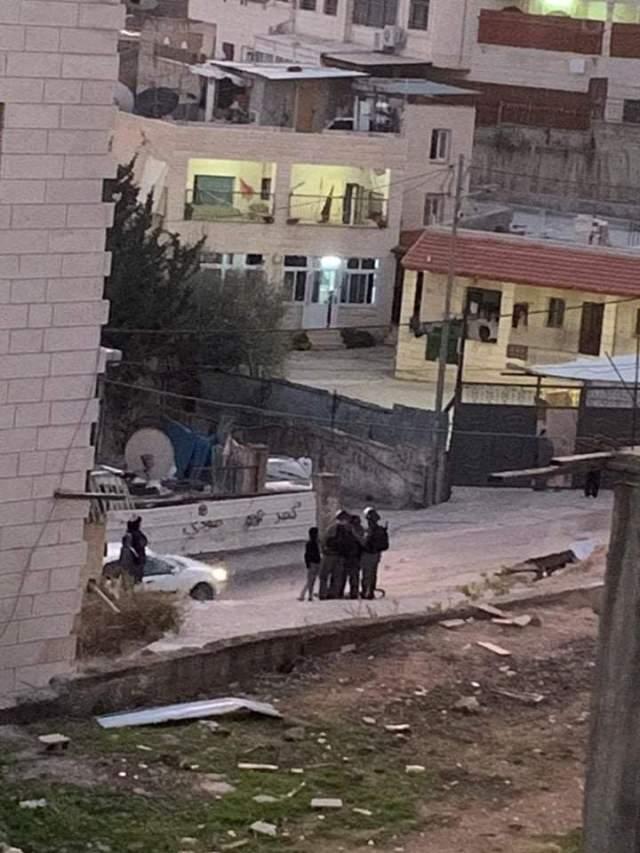 פעילות משטרתית בכפר
