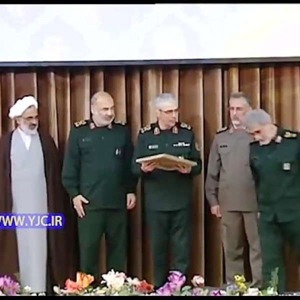 מי אתה מוחמד חג'אזי - סגן המפקד החדש של כוח אל קודס?