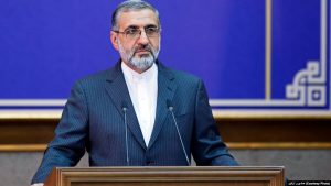 ג'ולאם חסין אסמעילי, דובר הרשות השופטת באיראן