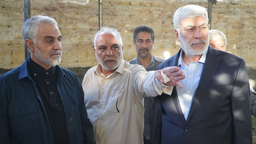 בשאר אסד עמד לוותר על השלטון ולדרוש מקלט במדינה אחרת - קאסם סולימאני מנע זאת