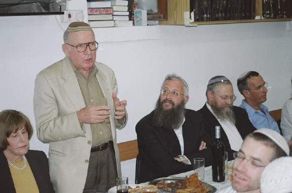 ארווין מוסקוביץ בבית אורות // מתוך ויקפדיה