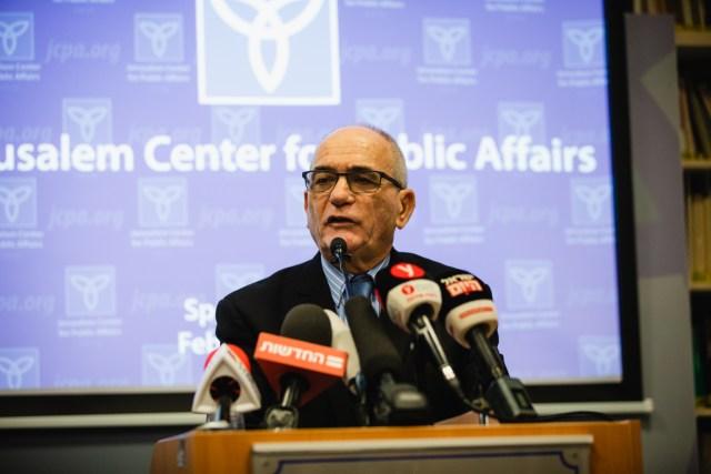 """תא""""ל במיל יוסי קופרווסר בסקירה על התגובות אצל הפלסטינים"""