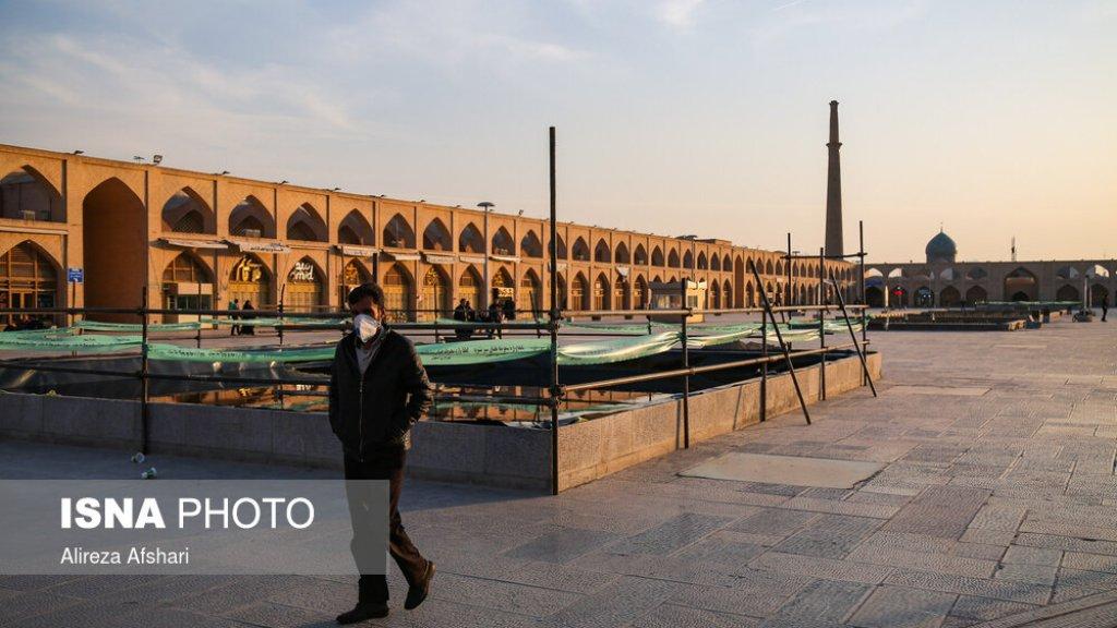 הקורונה והסנקציות: איראן מתמודדת עם אתגר חדש