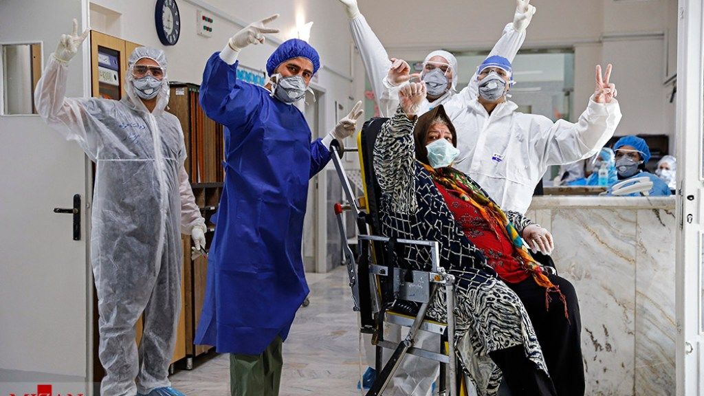 ראש מערך המלחמה בוירוס הקורונה בטהראן חושש מהתפרצות של גל חדש