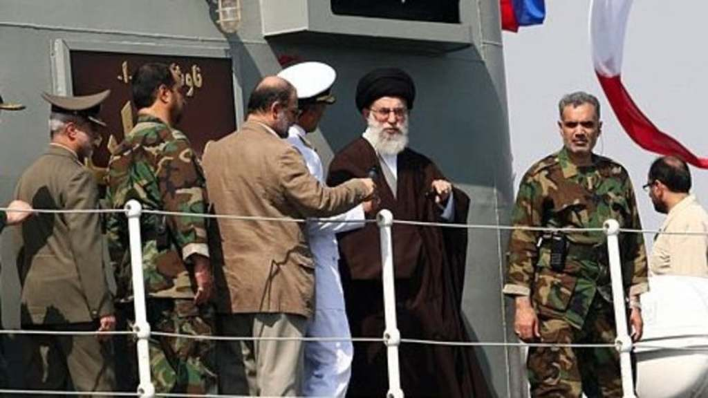 איראן: תמונות ראשונות מאירוע הירי בשוגג; 19 מלחים נהרגו
