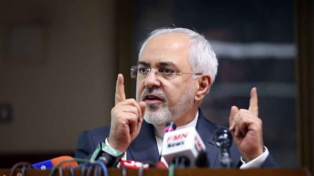 """שה""""ח זריף: מדיניות """"ברך-צוואר"""" נגד איראן לא תצלח"""