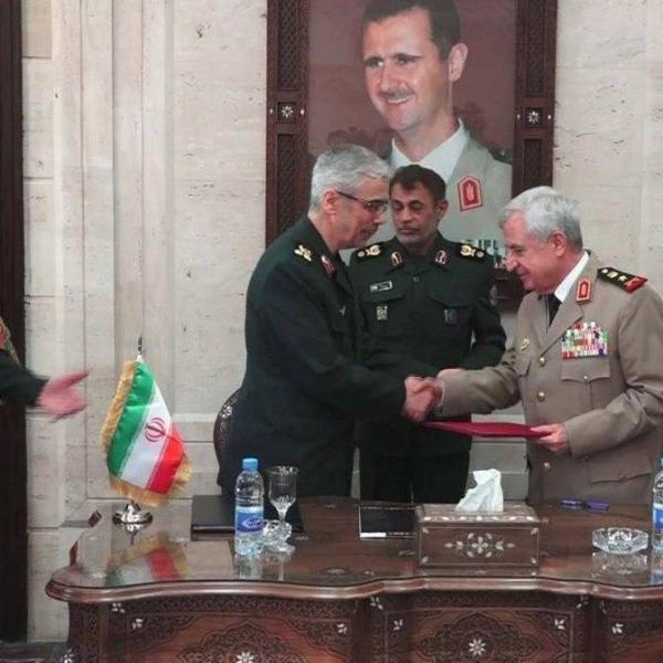 ברית סוריה - איראן: מסר לישראל ולארה